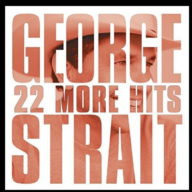 George Strait CD- 22 More Hits