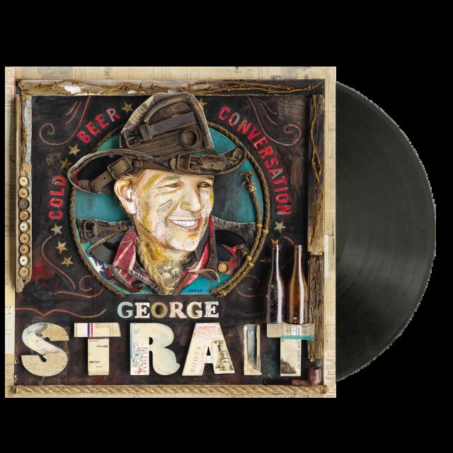 George Strait Cold Beer Conversation Vinyl