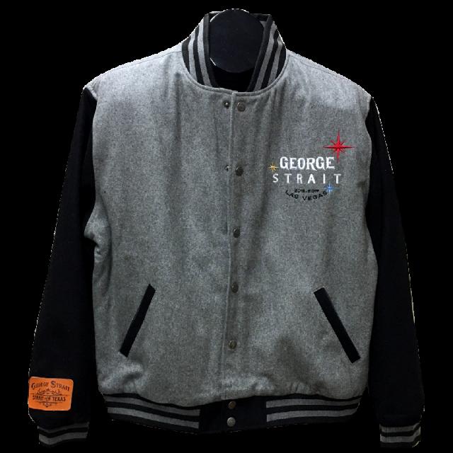 George Strait Wool Jacket