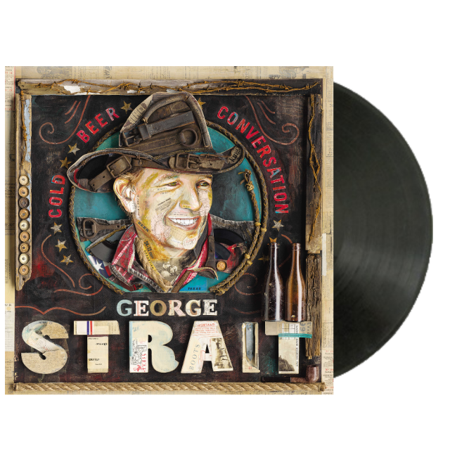 George Strait Cold Beer Conversation Vinyl