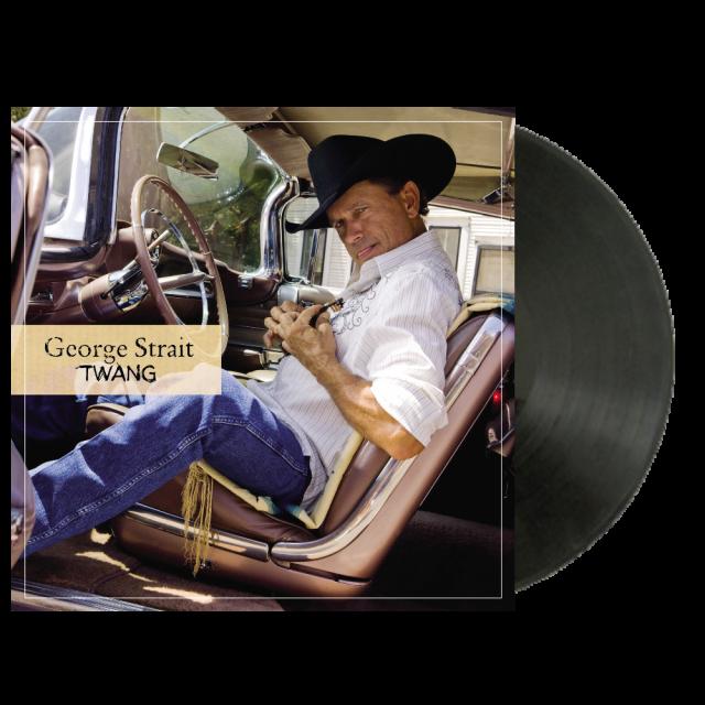 George Strait Twang Vinyl