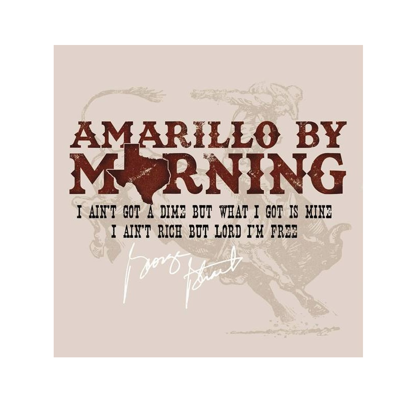 Amarillo By Morning | Asdela