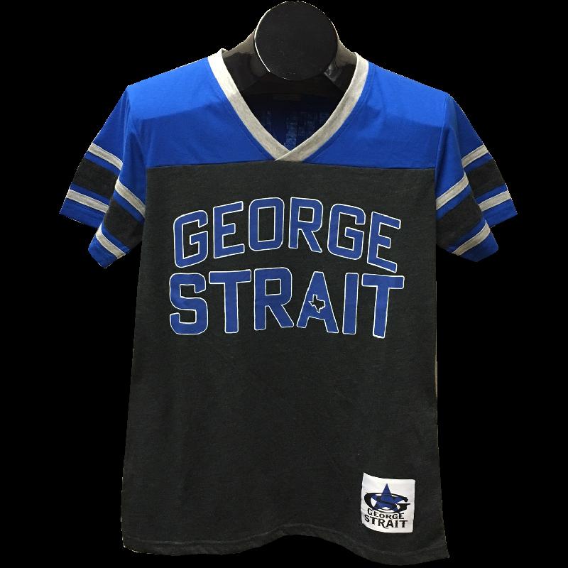 George Strait Royal Athletic Shirt