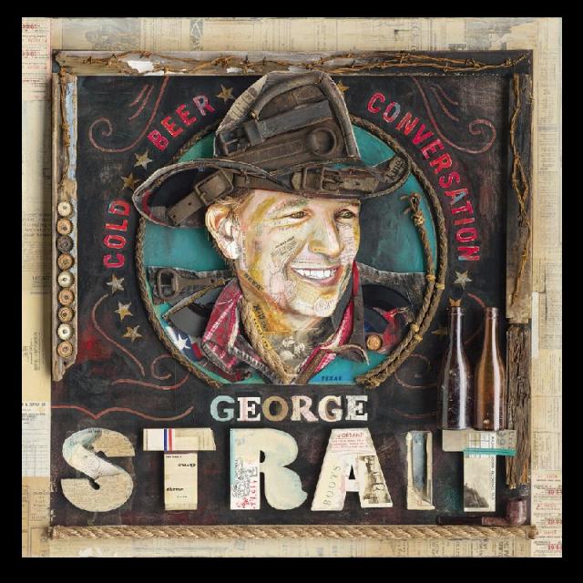 George Strait CD- Cold Beer Conversation