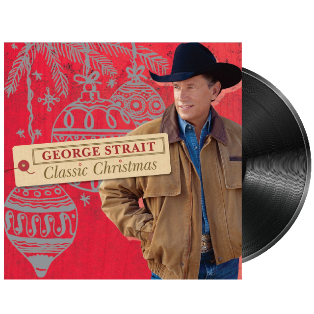 George Strait  Classic Christmas Vinyl