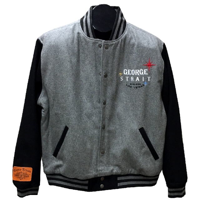 George Strait Wool Jacket