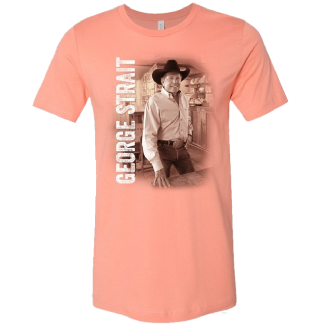 George Strait Sunset Tee