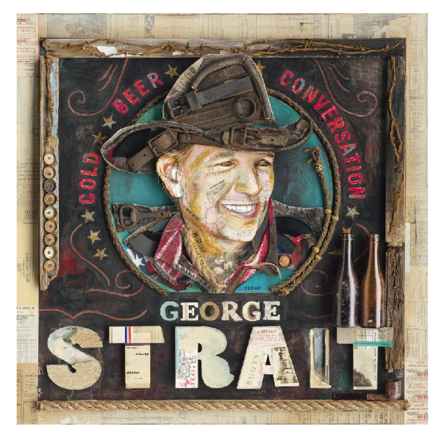George Strait CD- Cold Beer Conversation