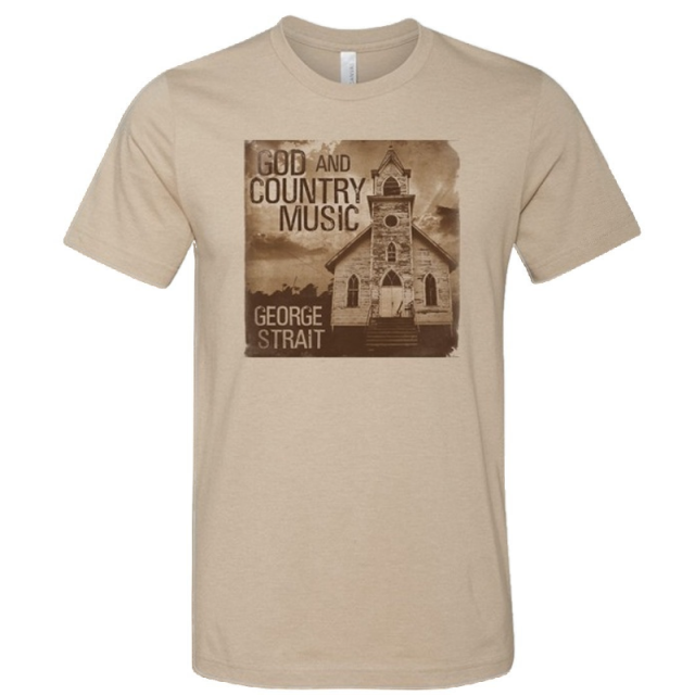 George Strait God and Country Music