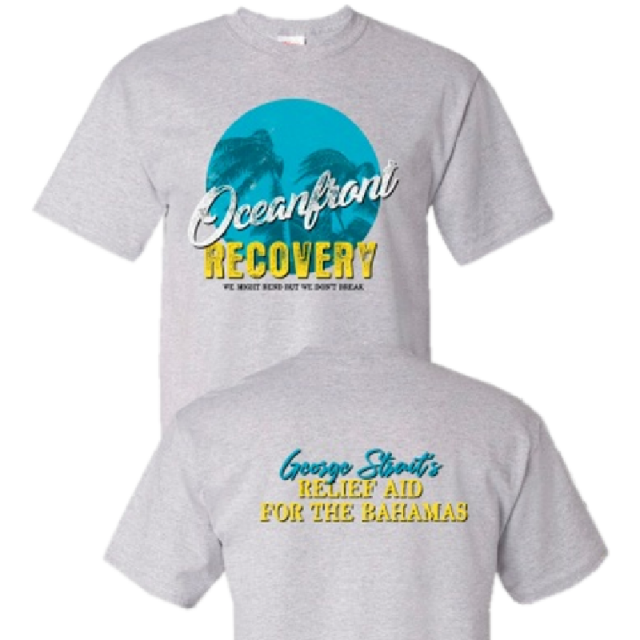 George Strait Relief Aid for the Bahamas Tee